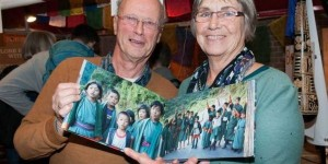 De Telegraaf (Newspaper from The Netherlands) interviewed Gert and Mieke travel to Bhutan